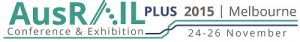 Ausrail 2015 logo